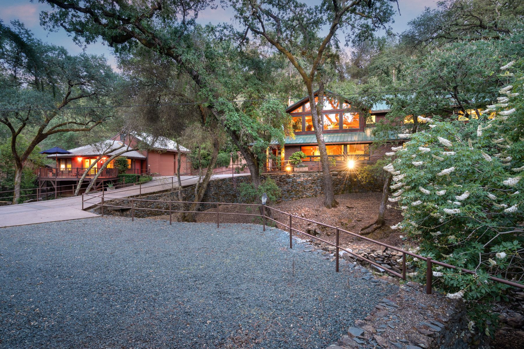 Single Family Homes for Active at Beautiful Estate Hidden Away in the Middle of Historic Downtown Sutter Creek 110 Allen Ranch Road Sutter Creek, California 95685 United States