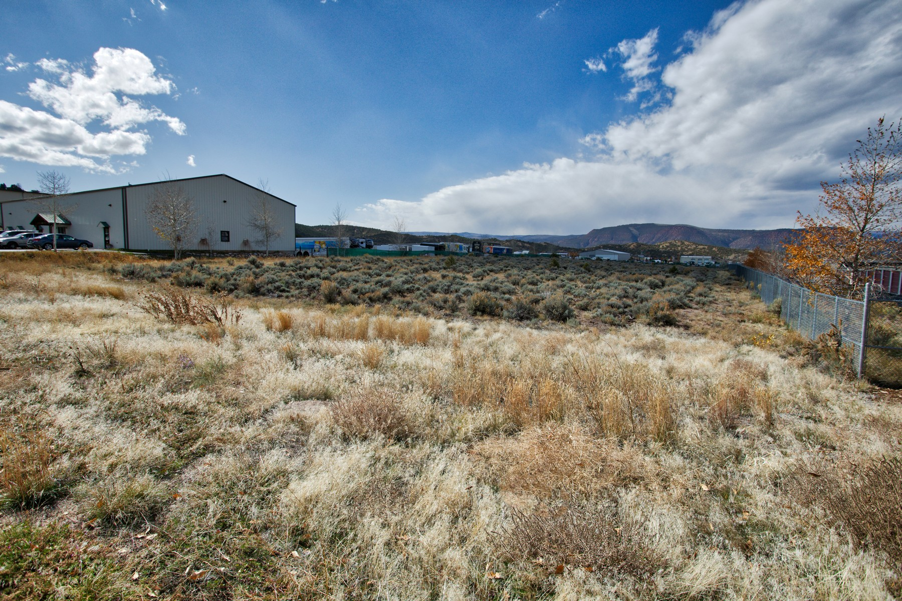 Additional photo for property listing at Flat 1.5 Acre Site Situated Across From Airport & Jet Center 400 Airpark Drive Gypsum, Colorado 81637 United States