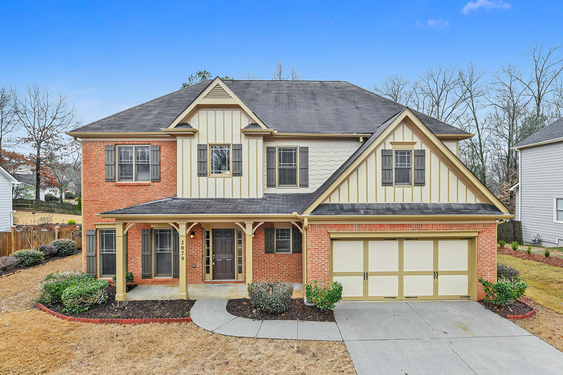 Single Family Homes for Active at Beautiful Craftsman On Spacious Level Lot 2079 Ivey Chase Drive Dacula, Georgia 30019 United States