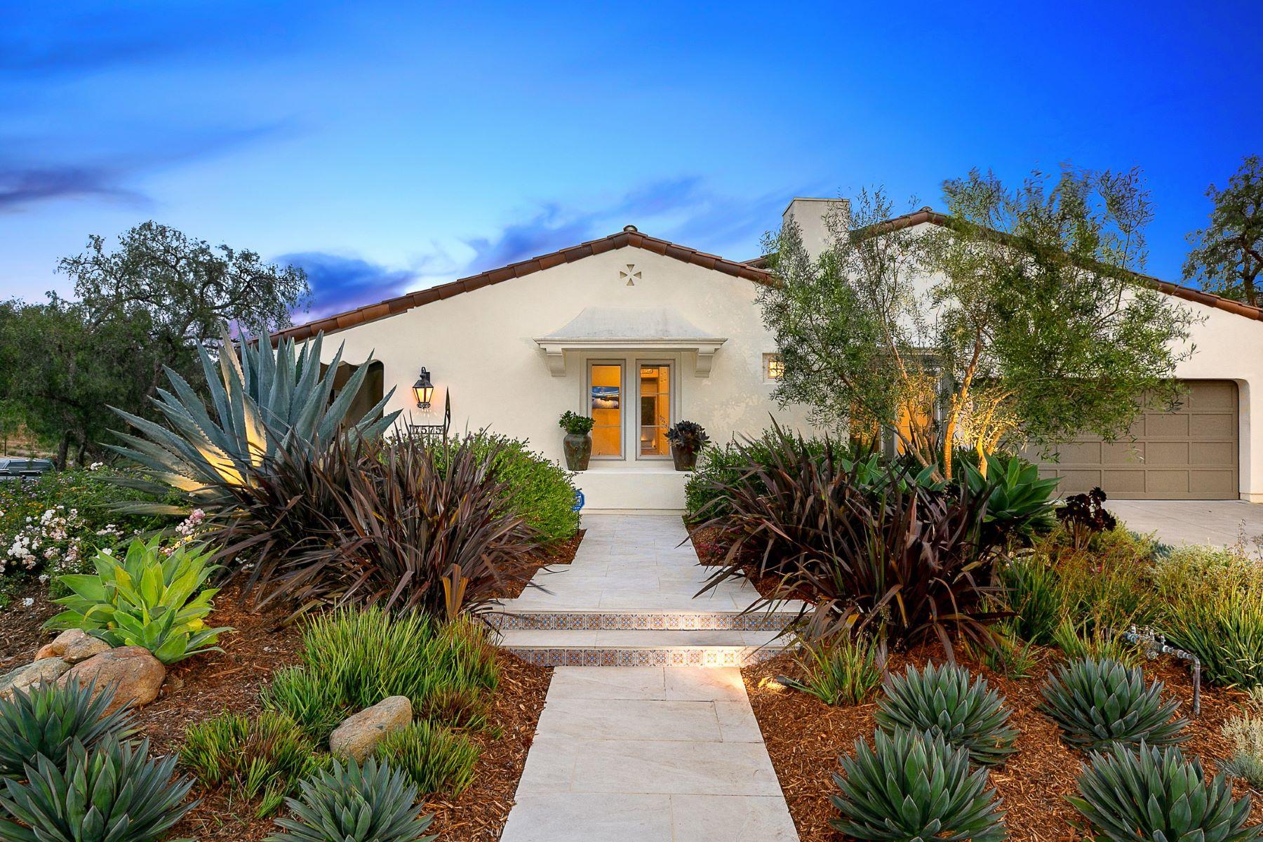 Single Family Homes por un Venta en 7575 Delfina in Santaluz 7575 Delfina San Diego, California 92127 Estados Unidos