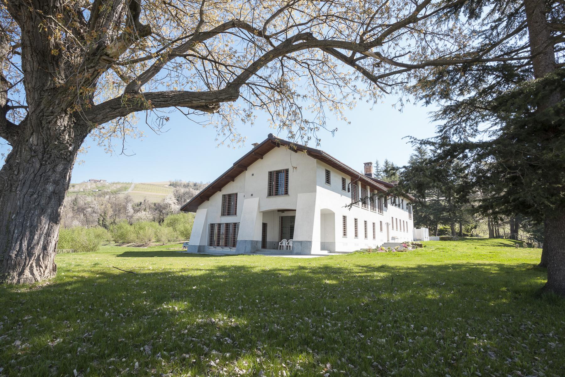 Single Family Home for Sale at Magnificent villa with swimming pool in Alba Località Santa Rosalia Alba, Cuneo 12051 Italy