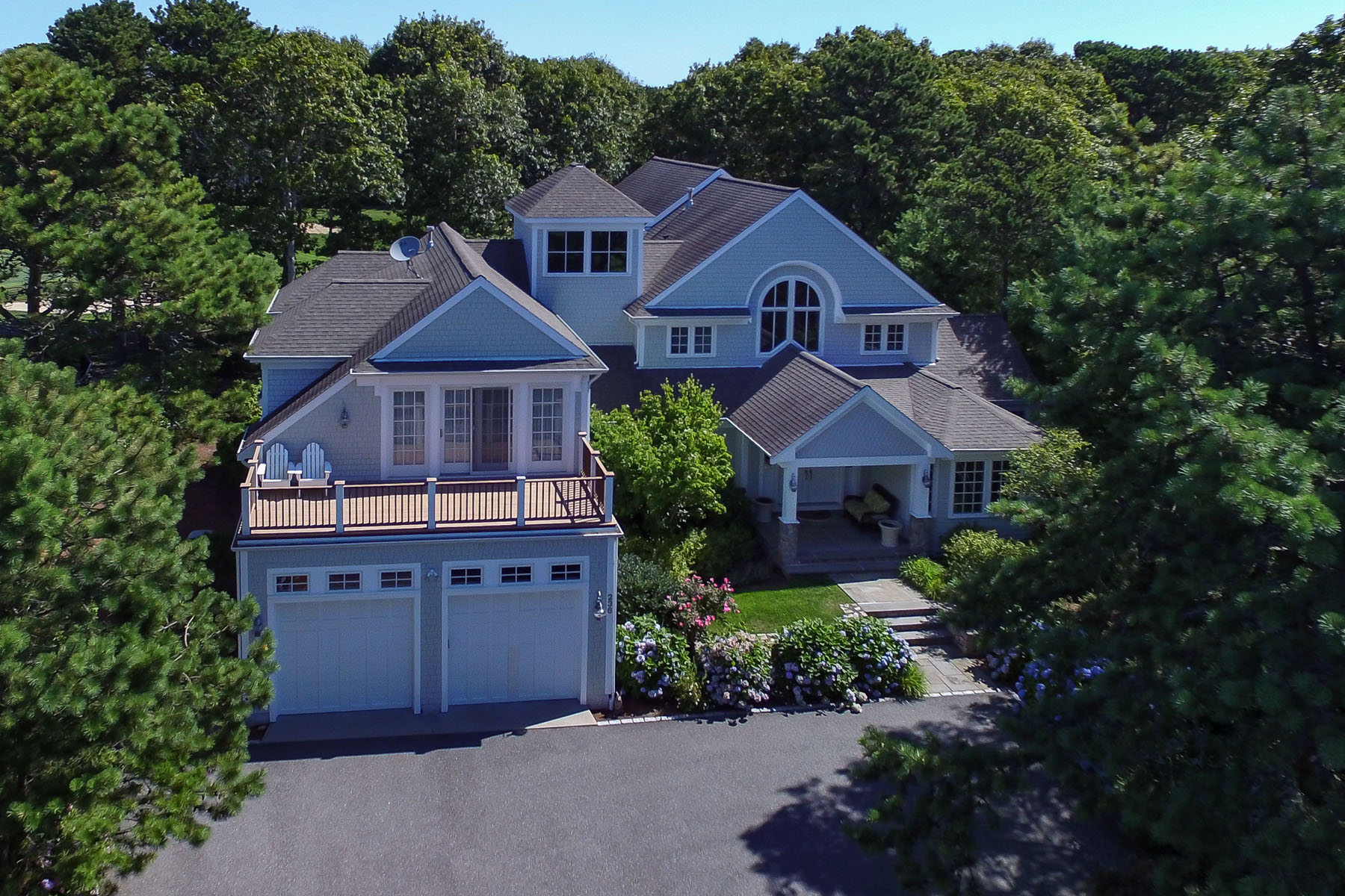 Single Family Home for Sale at EXQUISITE GOLF FRONT 236 Glenneagle Drive New Seabury, Massachusetts, 02649 United StatesIn/Around: Mashpee