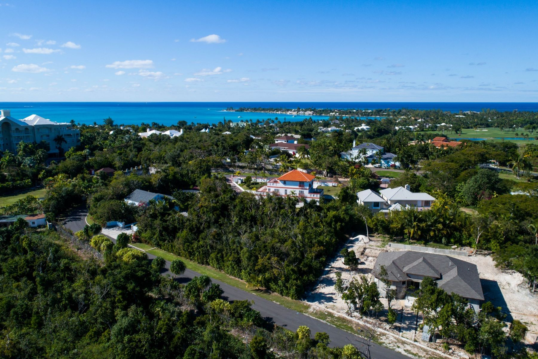 Land for Sale at Bluesage Place Lyford Cay, Nassau And Paradise Island Bahamas