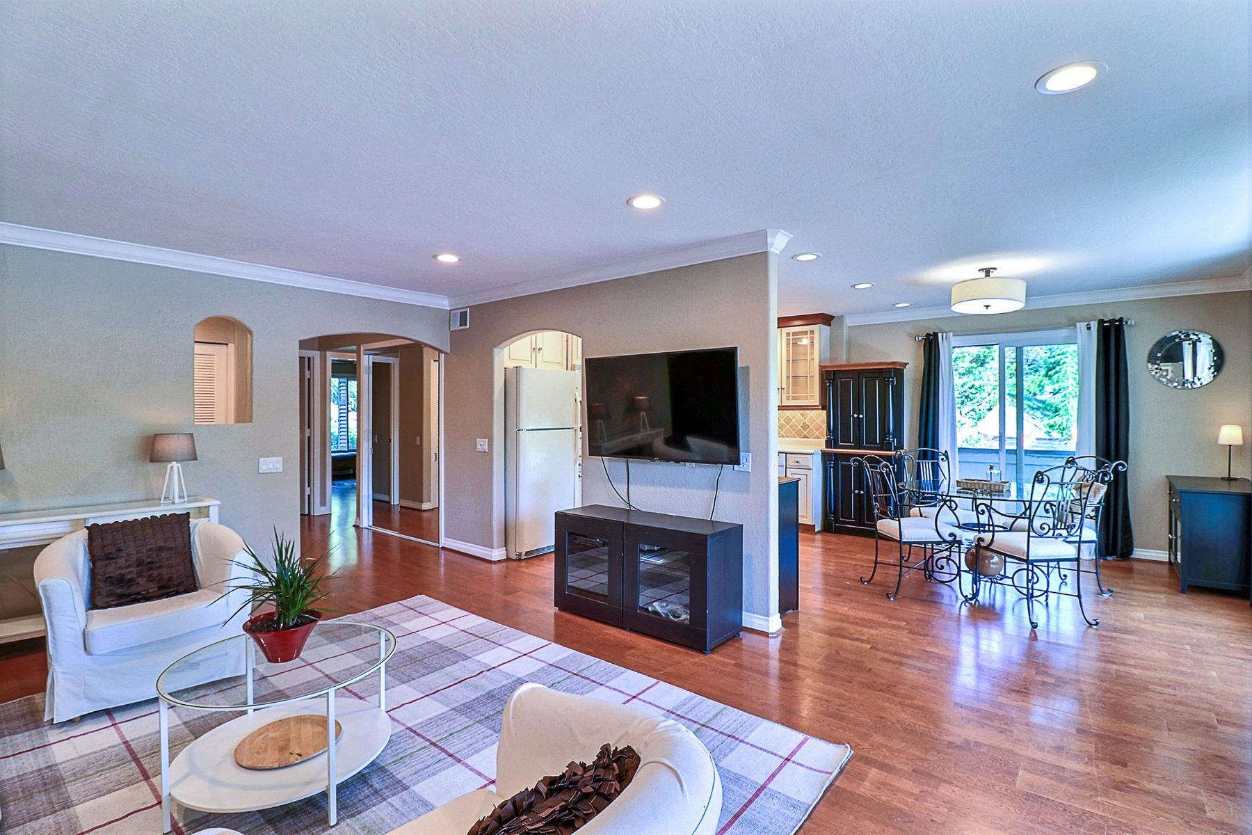 Condominiums for Active at Gorgeous Remodel 1216 Fairlawn Court #2 Walnut Creek, California 94595 United States