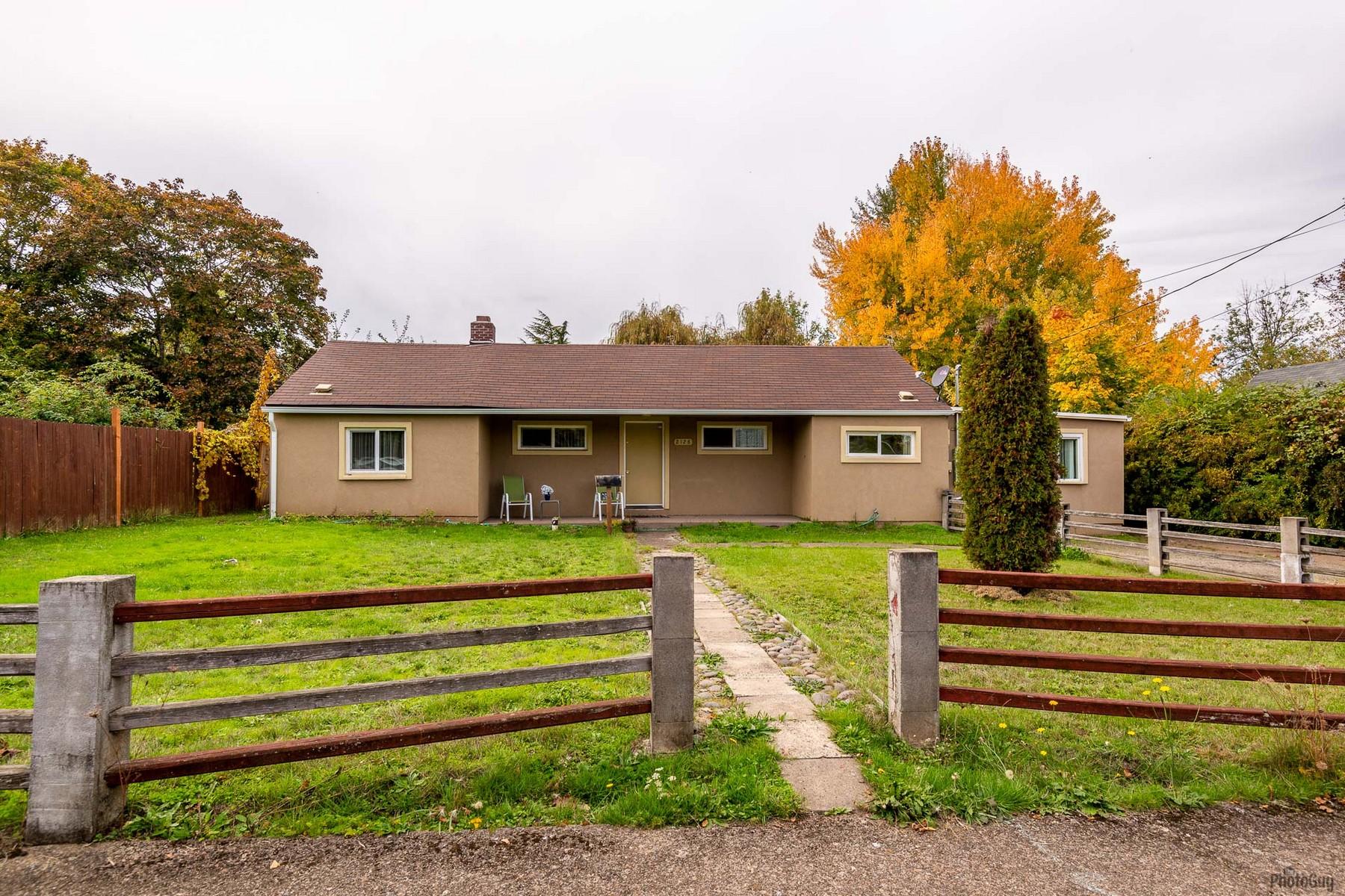 Single Family Homes pour l Vente à 2128 Garfield St Eugene, OR Eugene, Oregon 97405 États-Unis