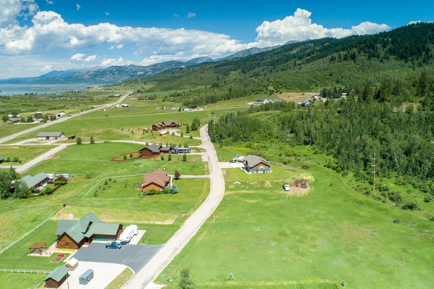 Terreno por un Venta en 1.34 acres in Trail Ridge LOT 13 BUFFALO DR,, Alpine, Wyoming 83128 Estados Unidos
