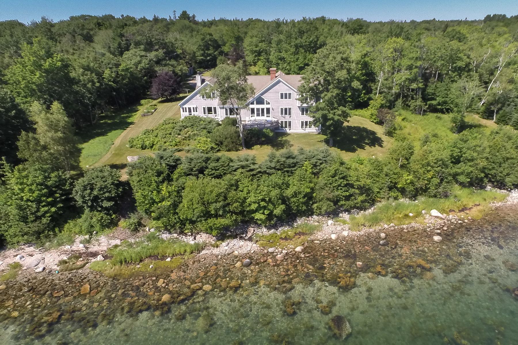 Tek Ailelik Ev için Satış at 536 Reach Road Deer Isle, Maine, 04627 Amerika Birleşik Devletleri