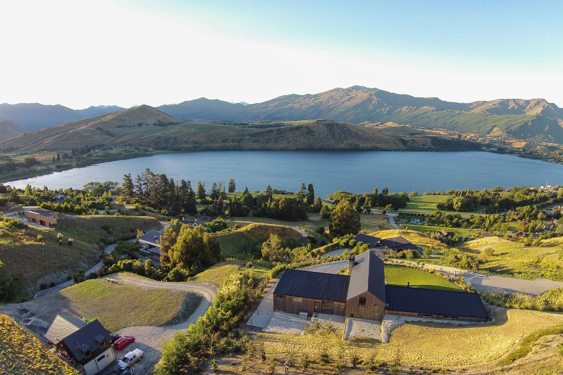 Single Family Home for Rent at Sicilia 66 Sicilian Lane, Lake Hayes, Queenstown, Otago, 9371 New Zealand