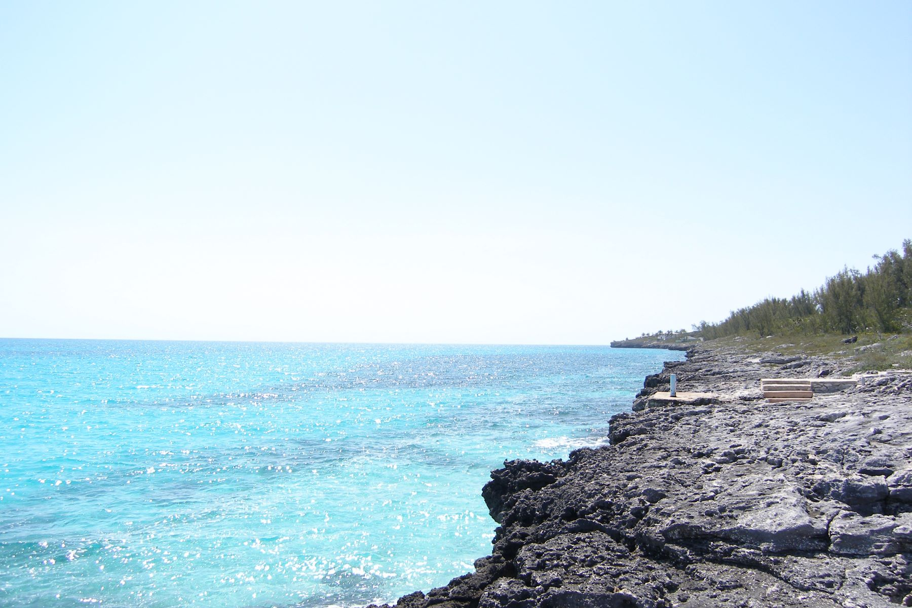 Additional photo for property listing at Waterfront Lot in Rainbow Bay Rainbow Bay, Eleuthera Bahamas