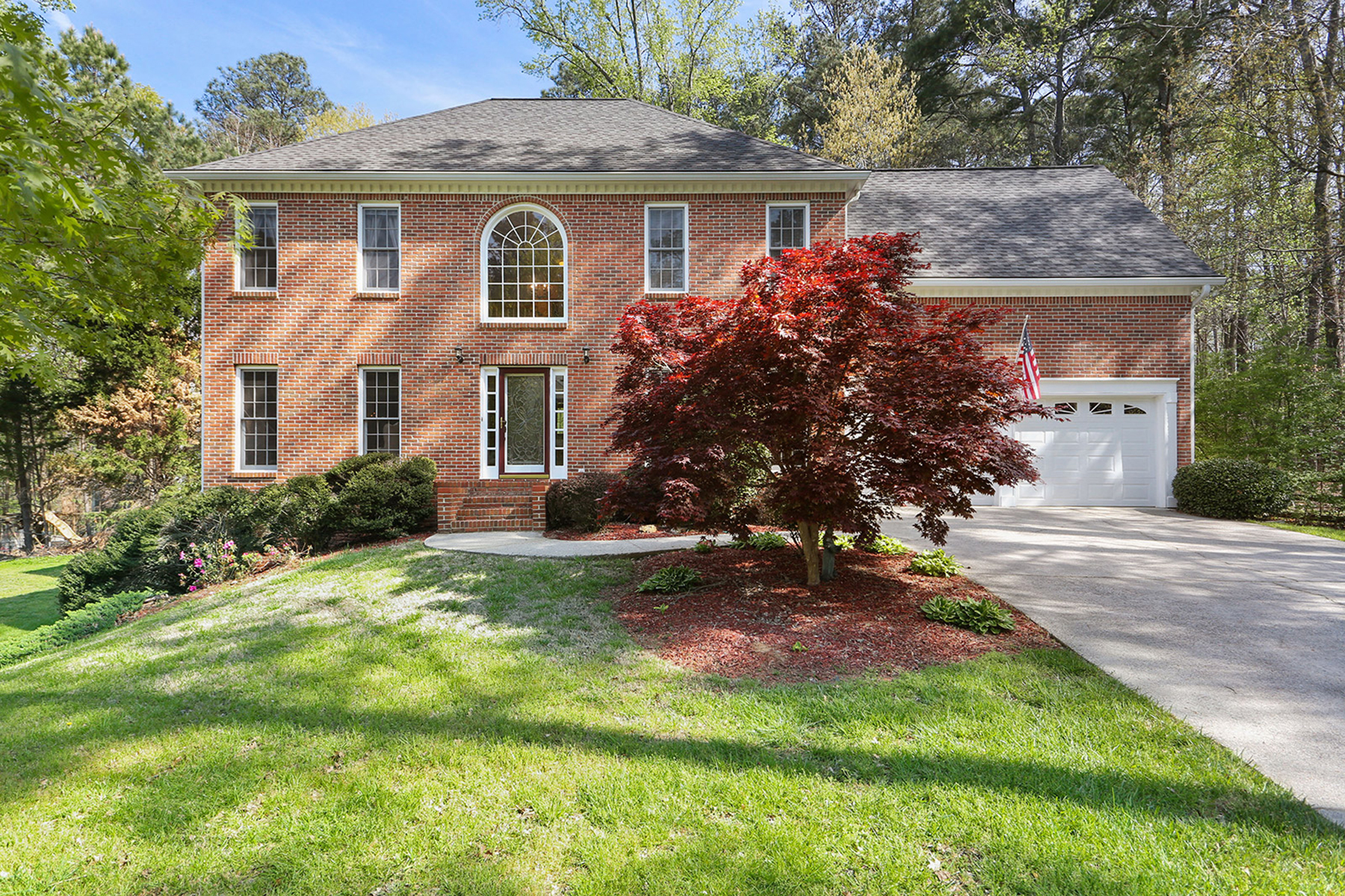 Single Family Home for Sale at Hidden Gem In Alpharetta 5355 Hunters Oaks Drive Alpharetta, Georgia 30009 United States