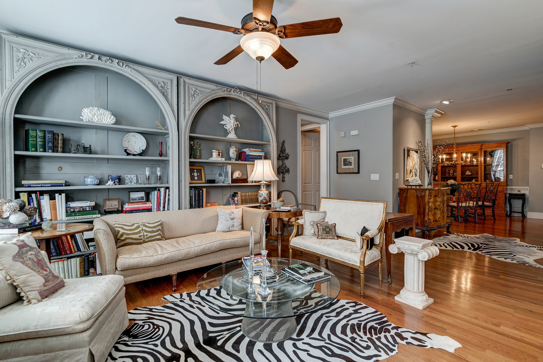 Condominium for Sale at Stunning End Unit in Manor at Olde Ivy! 4905 Ivy Ridge Dr Atlanta, Georgia 30339 United States