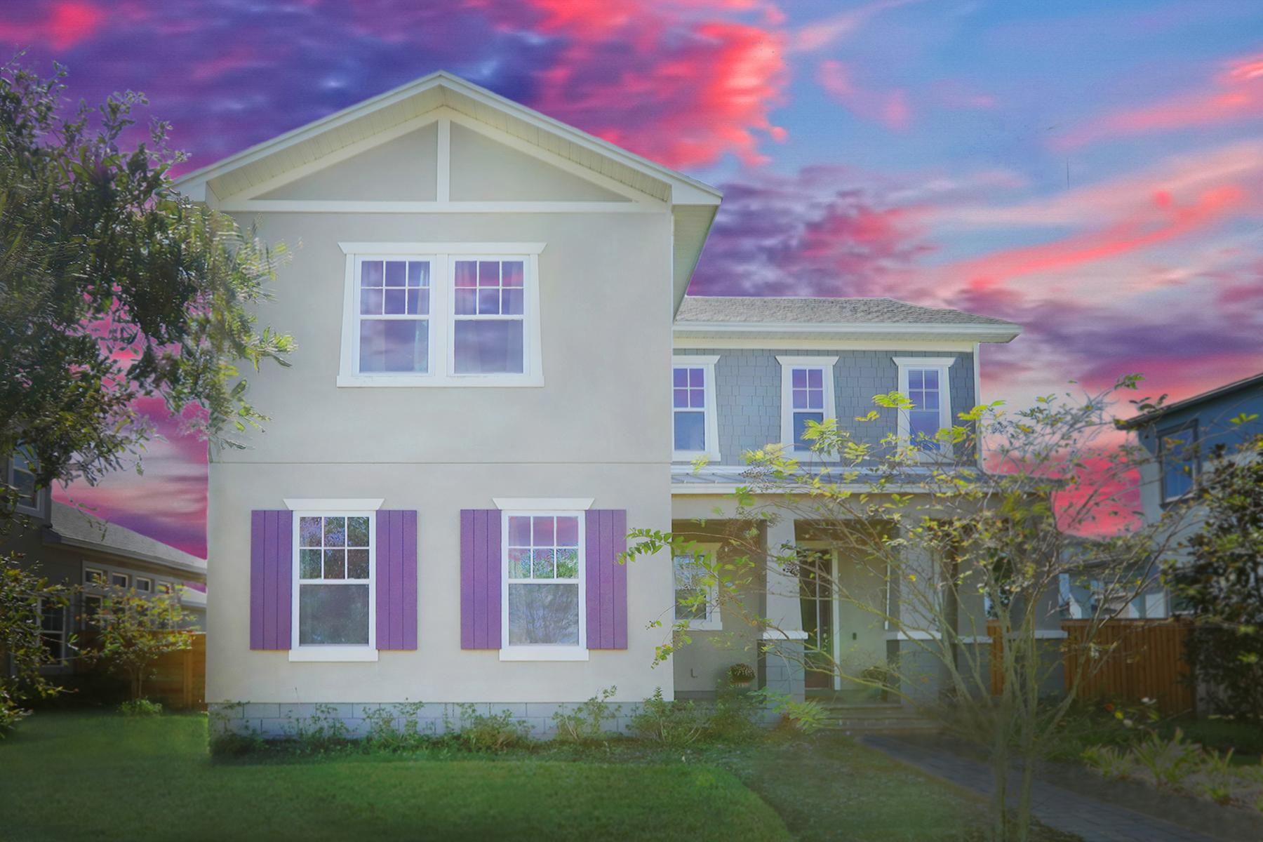 Single Family Home for Sale at ORLANDO 9128 Tavistock Lakes Blvd Orlando, Florida 32827 United States