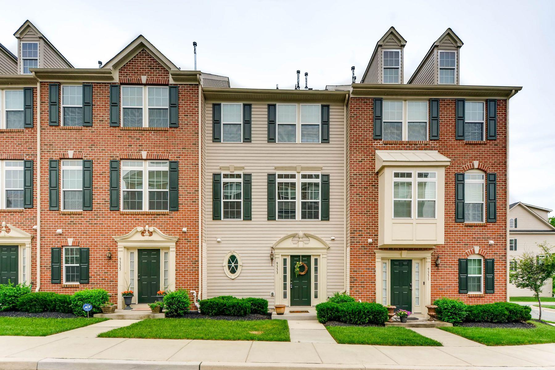 Σπίτι στην πόλη για την Πώληση στο Red Run Villas III 9333 Paragon Way Owings Mills, Μεριλαντ 21117 Ηνωμενεσ Πολιτειεσ