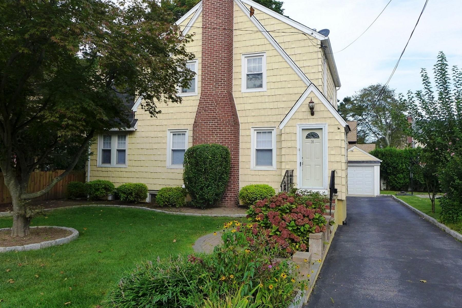 Single Family Home for Rent at Commuter's Dream 36 McBride Ave White Plains, New York 10603 United States