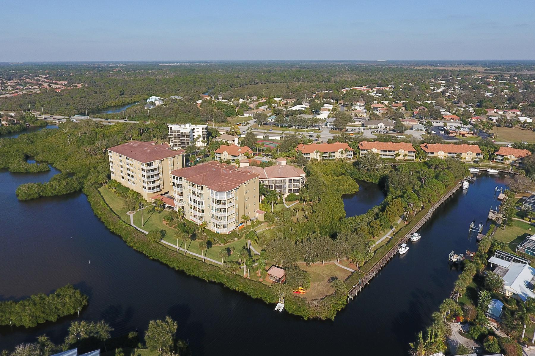 condominiums for Active at BLACKBURN HARBOR 6100 Jessie Harbor Rd , 203 Osprey, Florida 34229 United States
