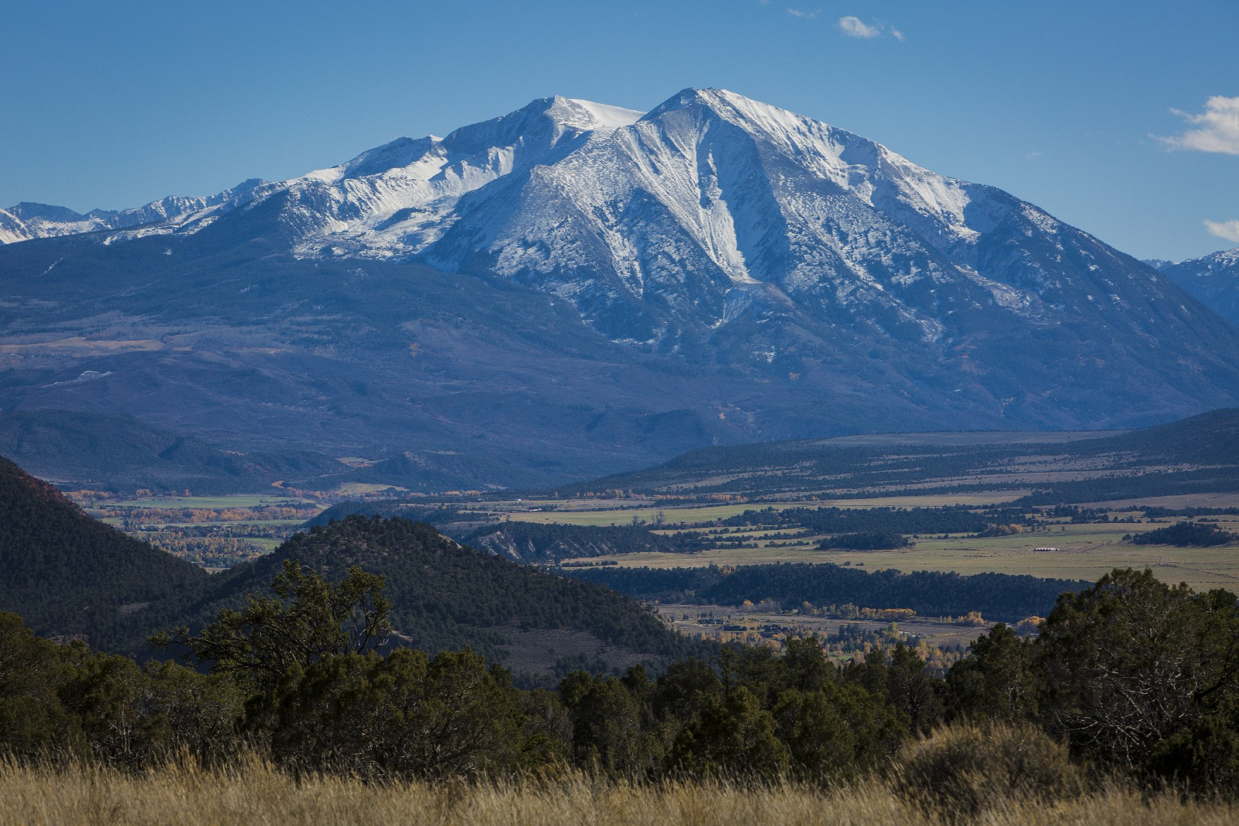 토지 용 매매 에 Panoramic Views TBD Aster Flg.7 Lot 61, Glenwood Springs, 콜로라도, 81601 미국
