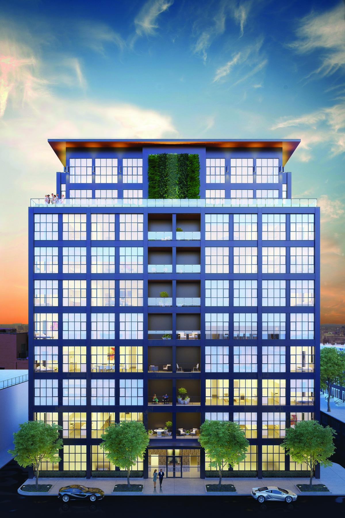 Condominium for Sale at West Loop Boutique New Construction! 900 W Washington Boulevard Unit 504 Near West Side, Chicago, Illinois, 60607 United States