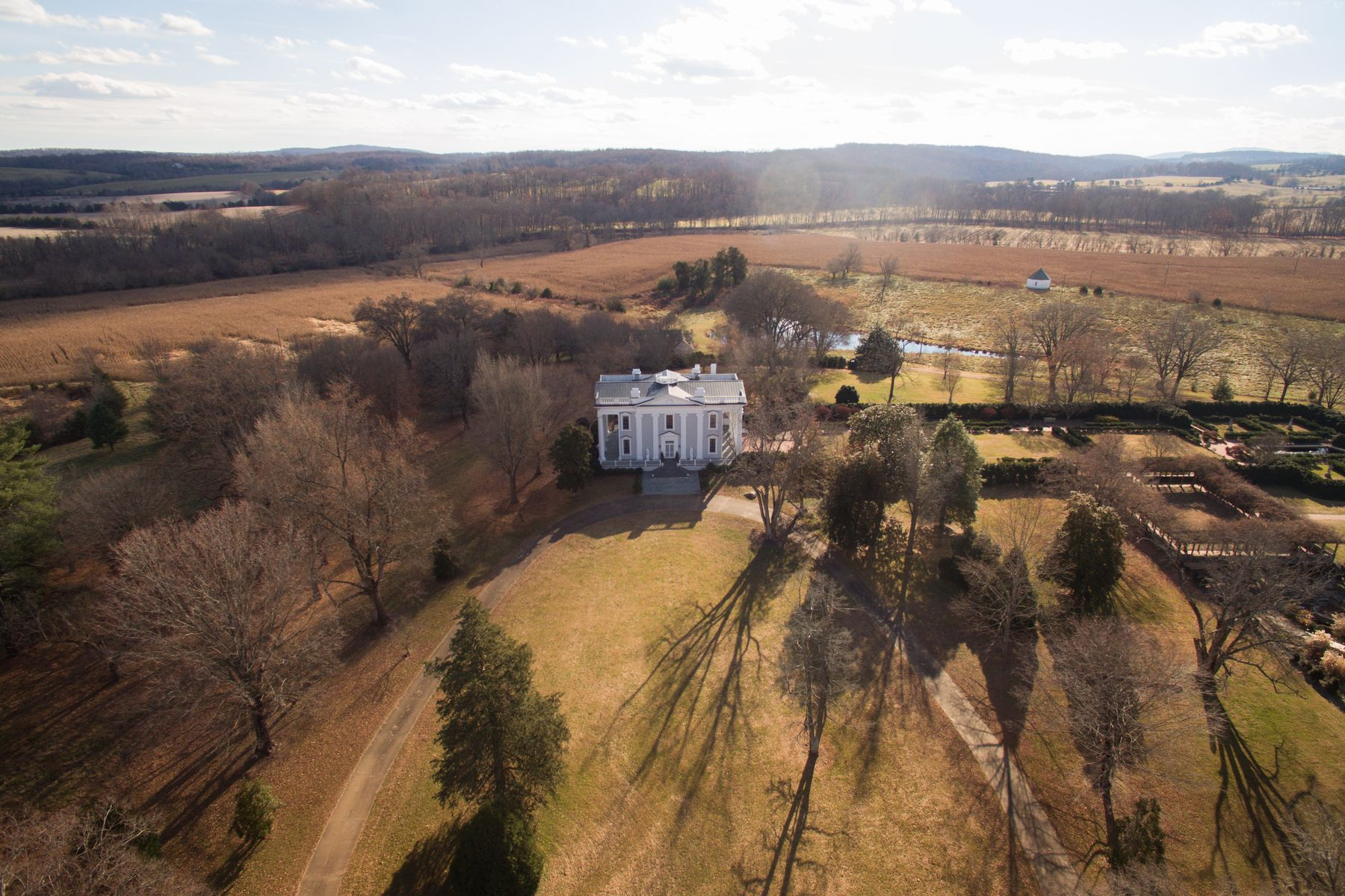 Farm / Ranch / Plantation for Sale at The Horseshoe 8368 Horseshoe Rd. Rapidan, Virginia 22733 United States