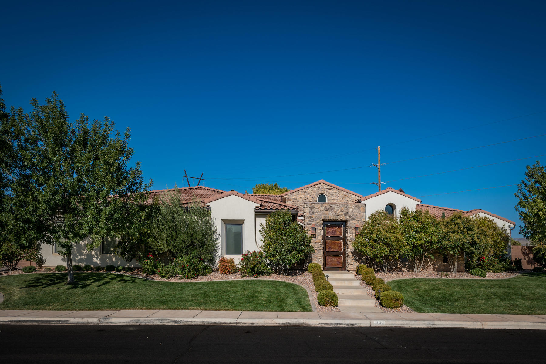 Single Family Homes for Sale at It's A Peaceful Retreat 1498 S Heritage Fields Dr, Washington, Utah 84780 United States