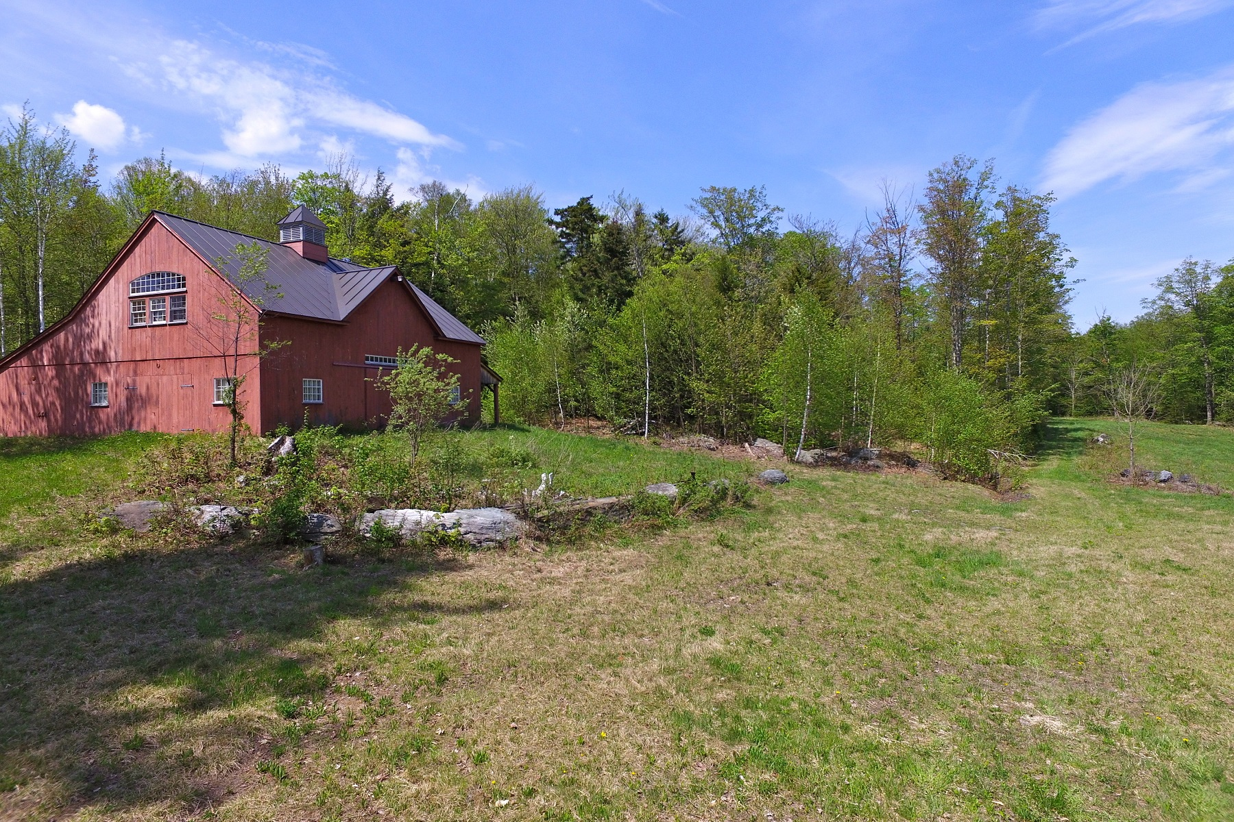 Single Family Homes for Sale at Private Mountain Setting 25 Fletcher Brook Road Stockbridge, Vermont 05772 United States