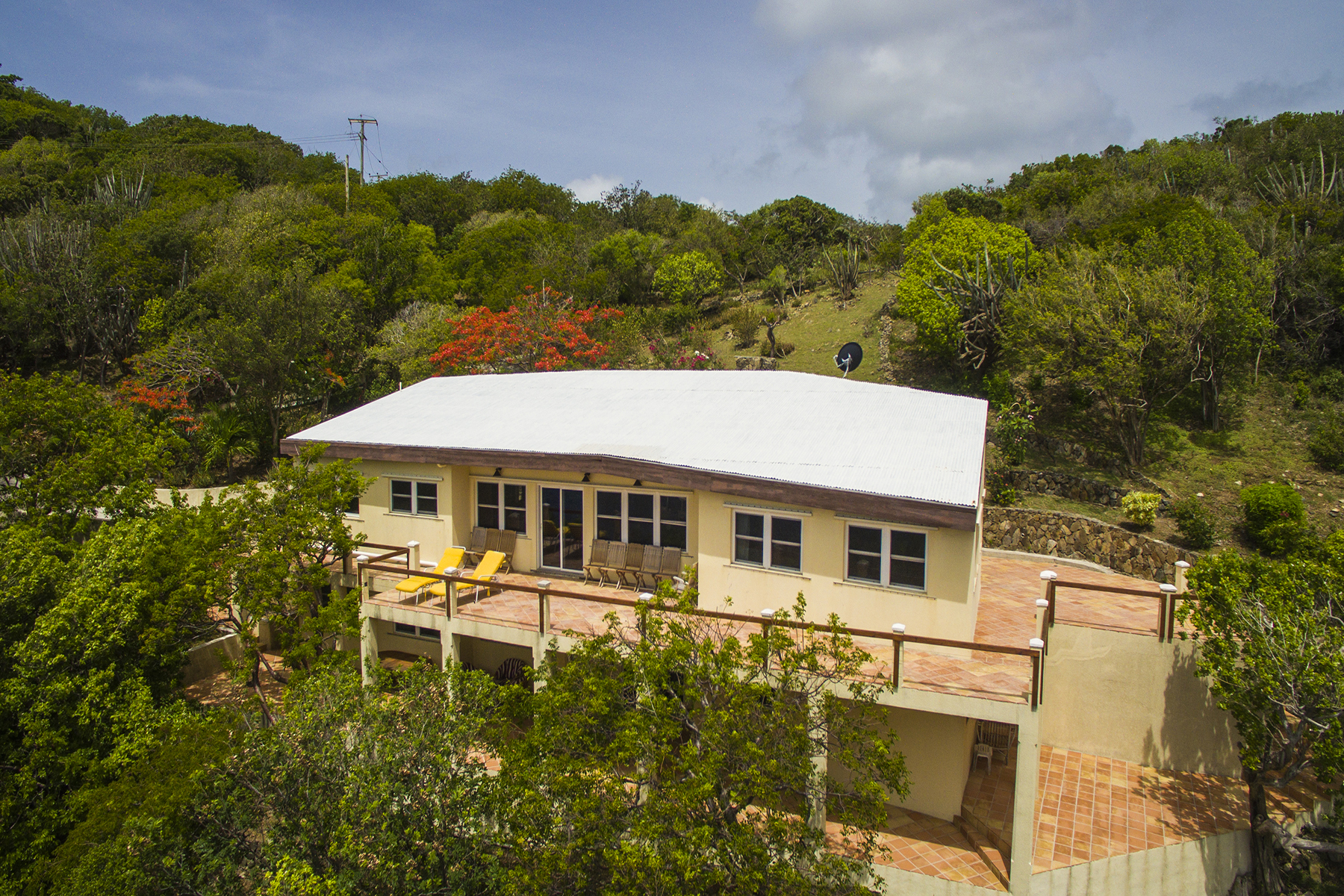 Additional photo for property listing at Easterly House Indigo Plantation, Great Camanoe British Virgin Islands