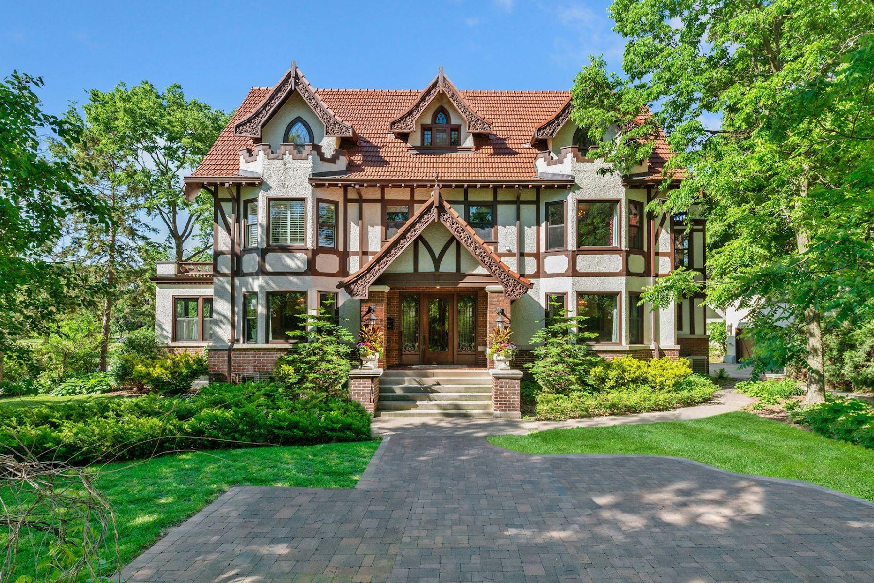 Single Family Homes voor Verkoop op Minneapolis, Minnesota 55405 Verenigde Staten