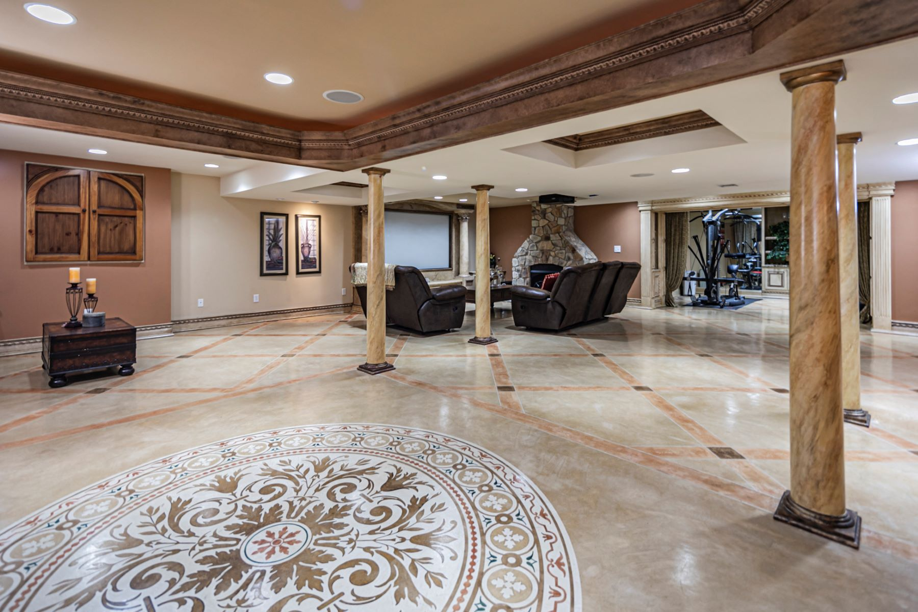 Additional photo for property listing at The Ultimate Home For Life's Celebrations 49 Southfield Drive, Belle Mead, New Jersey 08502 United States