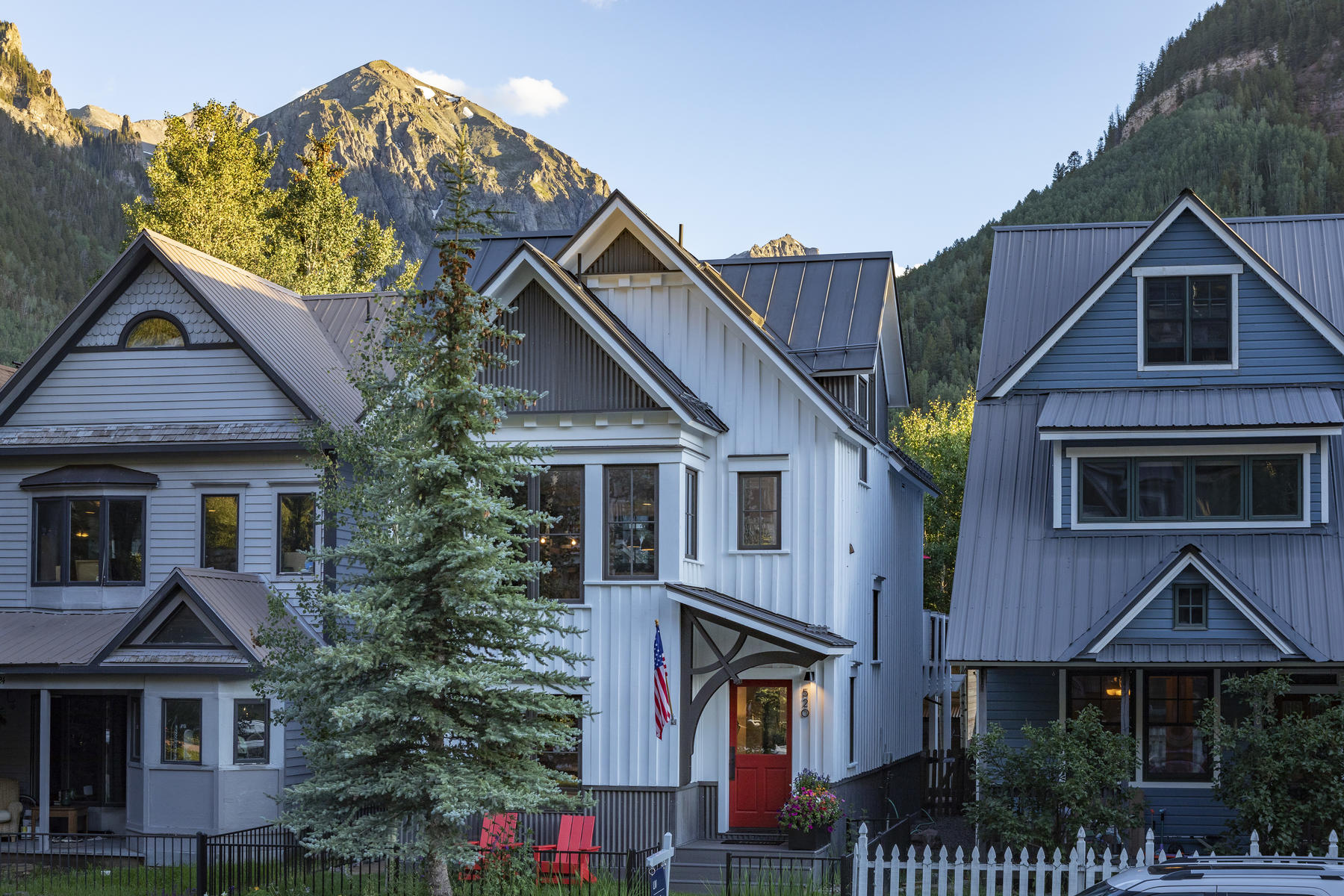 Single Family Homes for Sale at 520 E. Columbia Avenue Telluride, Colorado 81435 United States