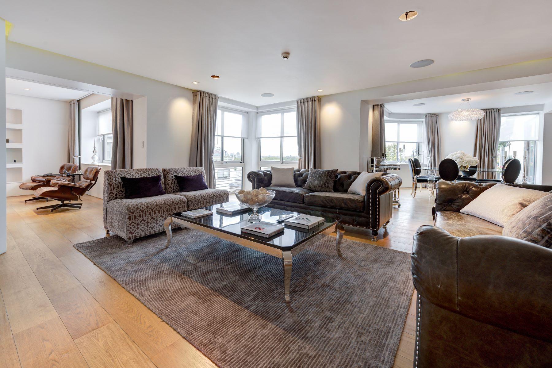 Apartments para Alugar às 93-95 Arlington House Londres, Inglaterra SW1A 1RJ Reino Unido