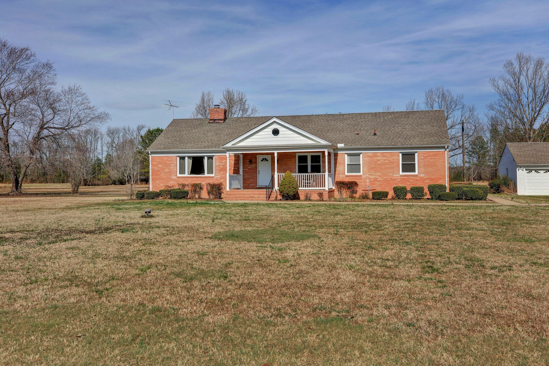 Single Family Home for Sale at 12309 Johnson Road, Prince George 12309 Johnson Rd Prince George, Virginia 23805 United States