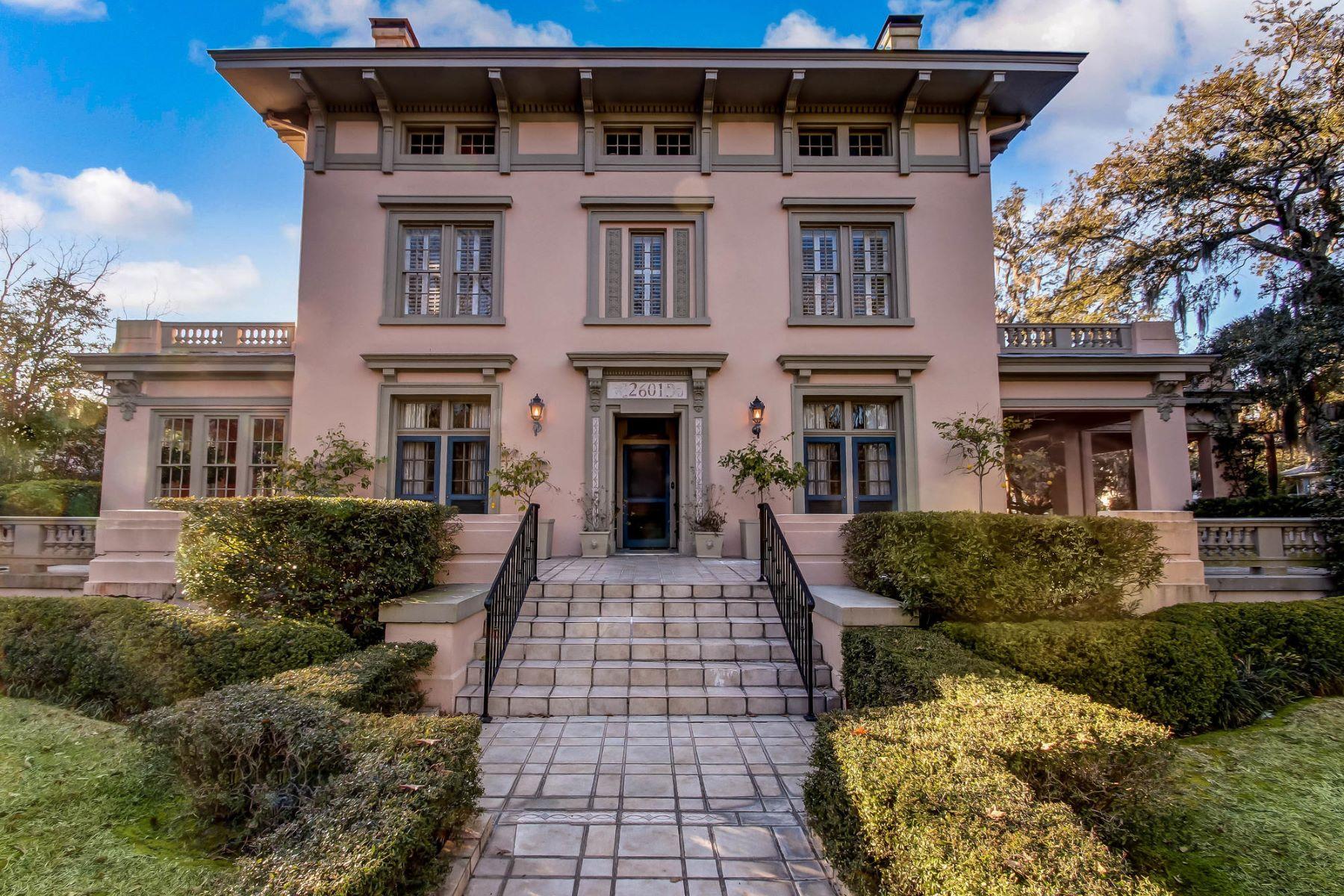 Single Family Home for Sale at 2601 Atlantic Avenue 2601 Atlantic Avenue Savannah, Georgia 31405 United States