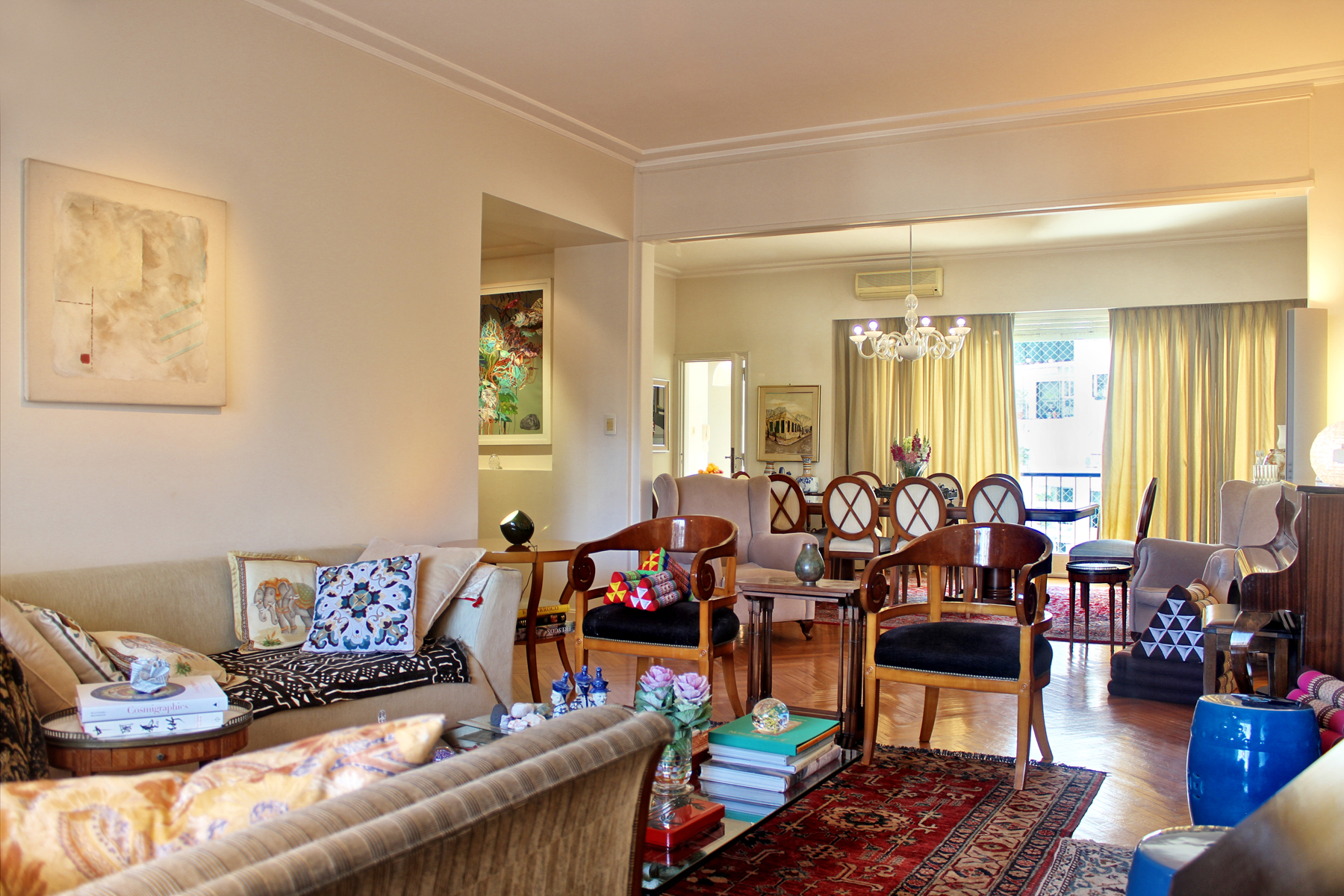 Apartments for Sale at Comfortable floor plan Libertad 1300 Buenos Aires, Buenos Aires C1010 Argentina