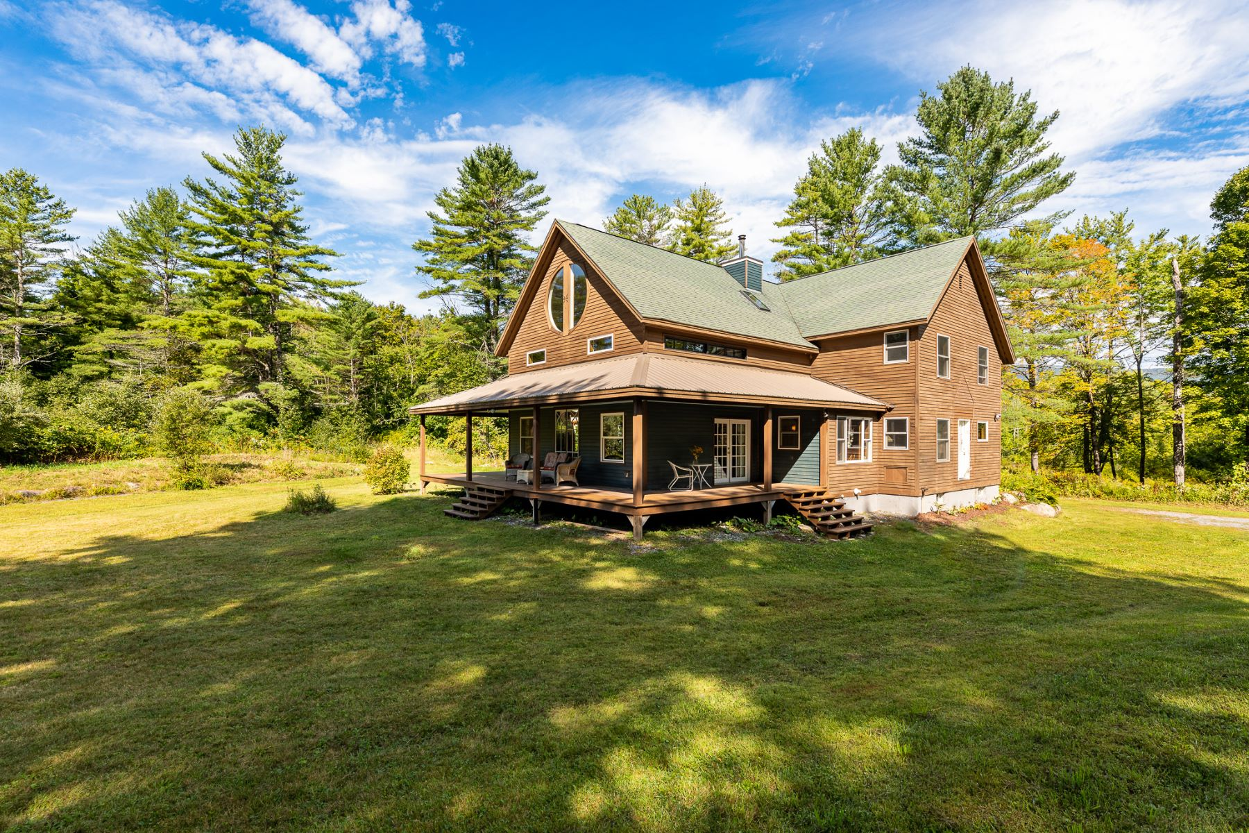 Single Family Homes for Sale at 909 Goulden Ridge Road, Weathersfield 909 Goulden Ridge Rd Weathersfield, Vermont 05030 United States