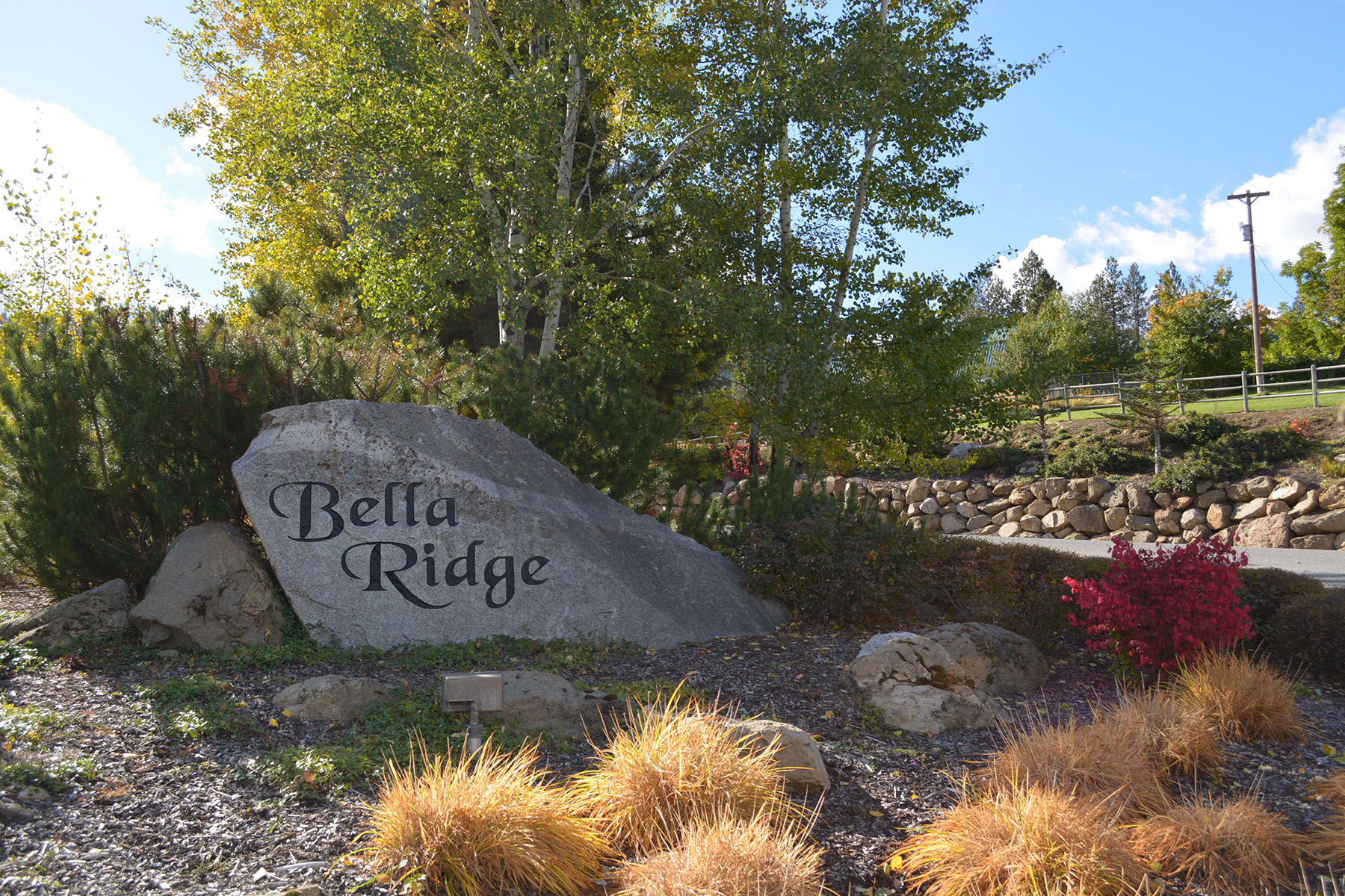 Land for Sale at PRIVATE IDAHO AMBIANCE AT BELLA RIDGE 877 S Cayuse Court Coeur D Alene, Idaho, 83814 United States