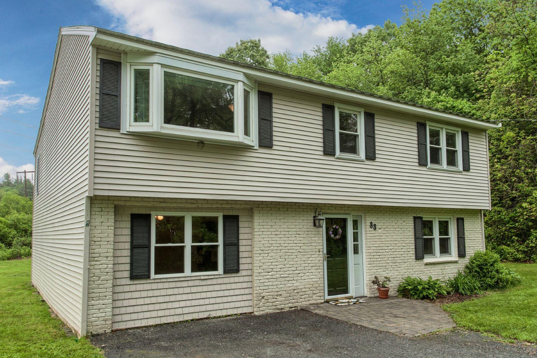Частный односемейный дом для того Продажа на In-law potential 88 Concord Road Westford, Массачусетс, 01886 Соединенные Штаты