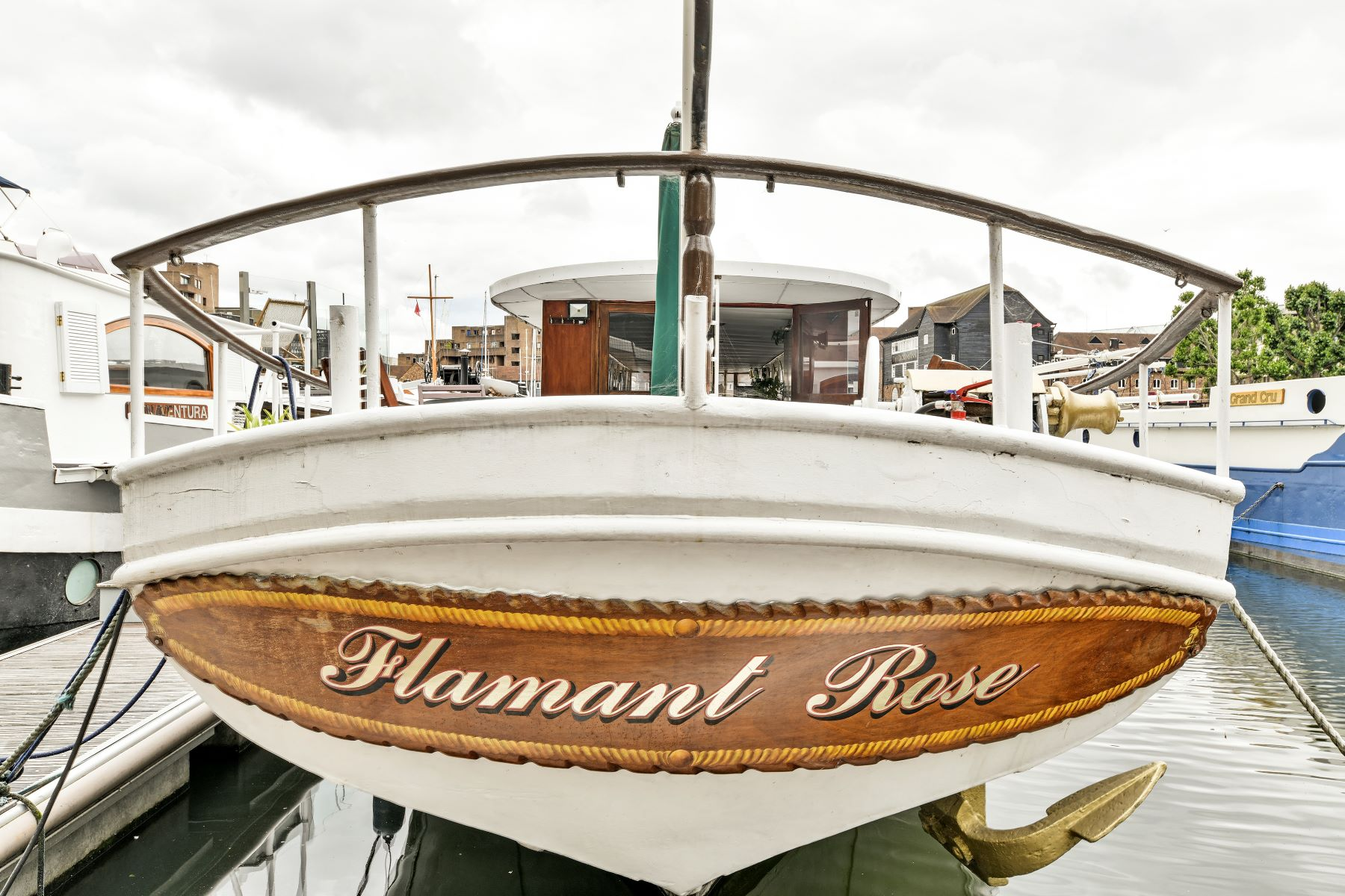 """Other Residential Homes for Sale at """"Flamant Rose"""" , St Katherine's Dock, E1W Flamant Rose , St Katherine's Dock, 10 Thomas More Street London, England E1W 1AU United Kingdom"""