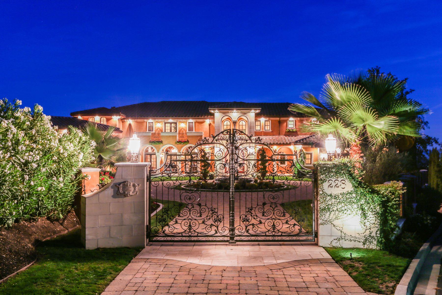 Additional photo for property listing at La Casa dei Angeli 228 South Ridge Court Danville, California 94506 United States