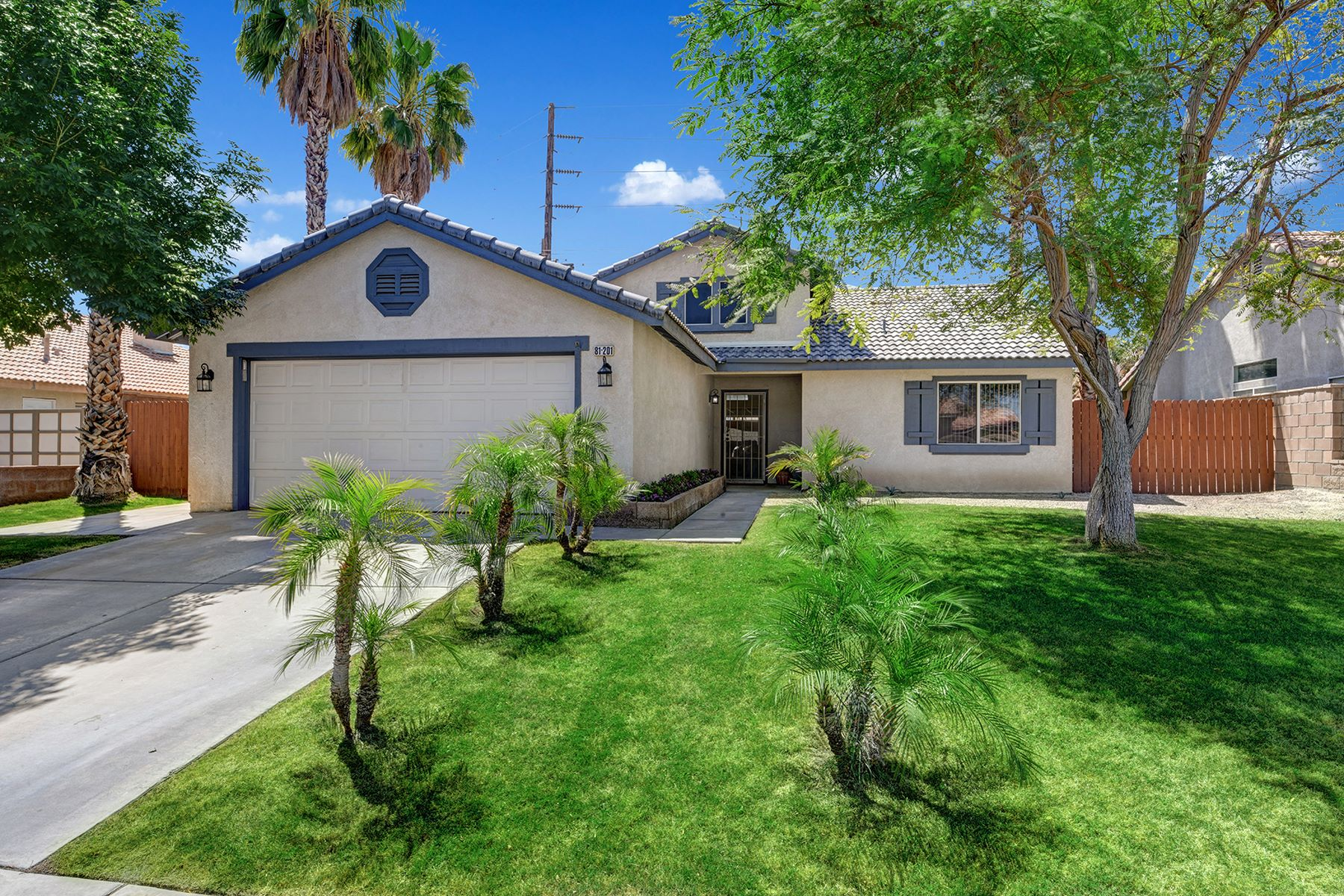 Single Family Homes for Active at 81201 Coco Palm Drive Indio, California 92201 United States