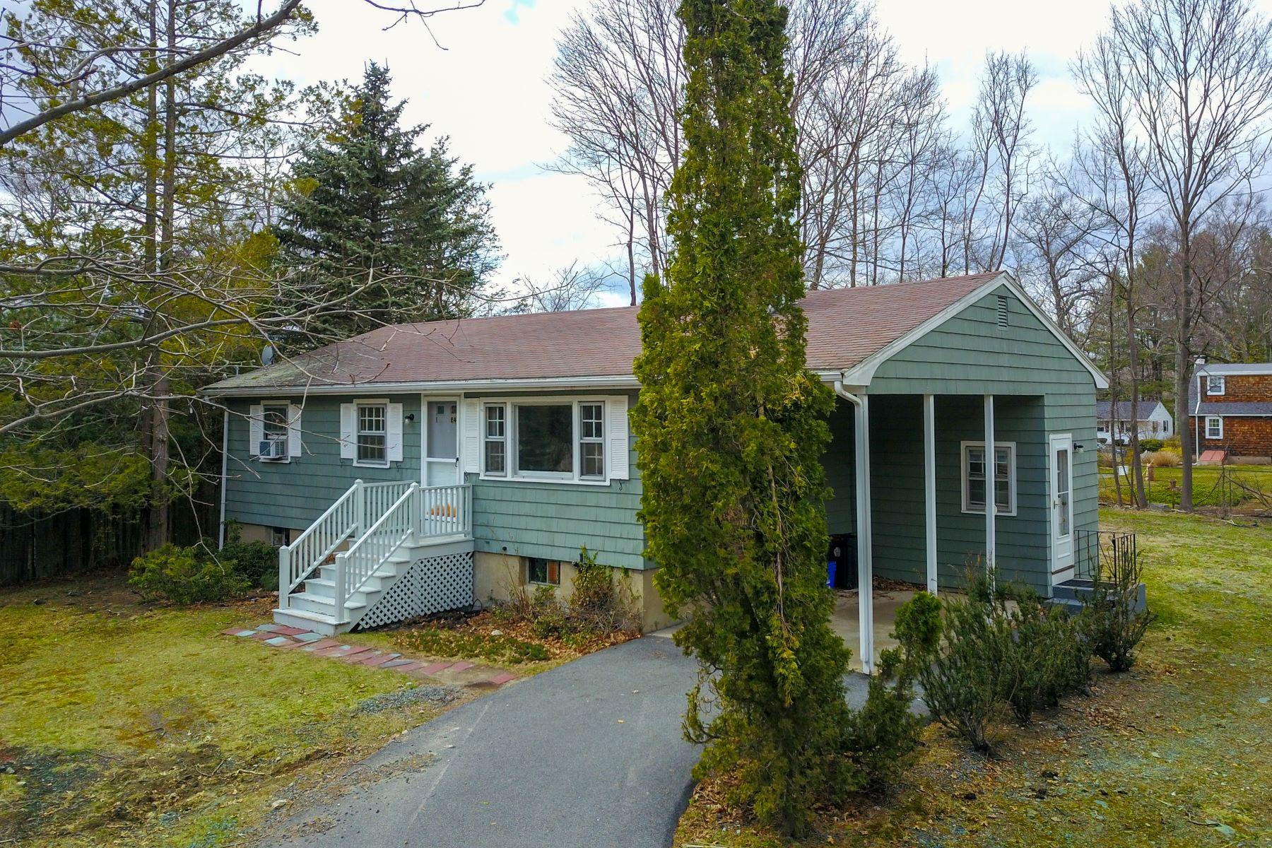 Частный односемейный дом для того Продажа на 24 James Street, Lexington MA 24 James Street Lexington, Массачусетс 02420 Соединенные Штаты