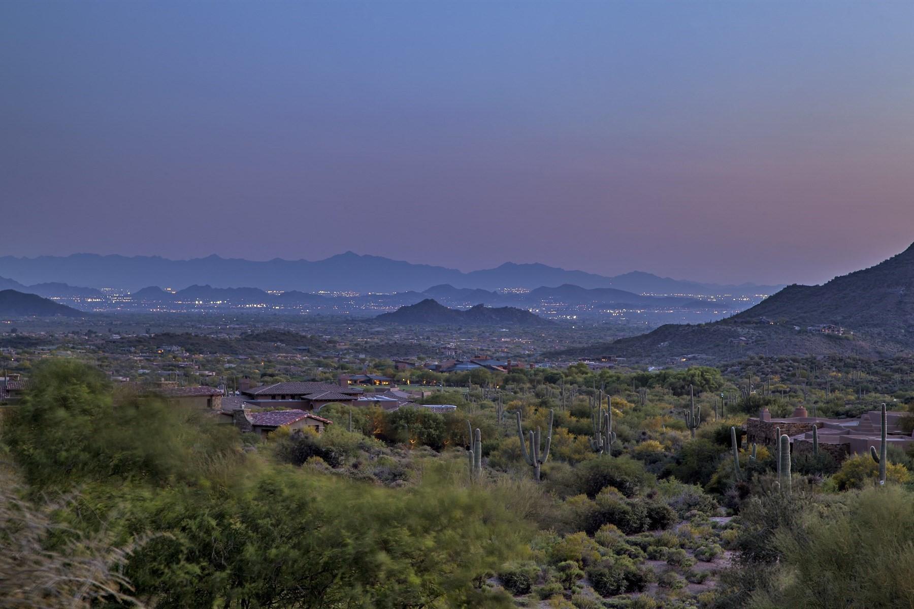 Terreno para Venda às Stellar lot that offers unbeatable views 42069 N 105th St #8, Scottsdale, Arizona, 85262 Estados Unidos