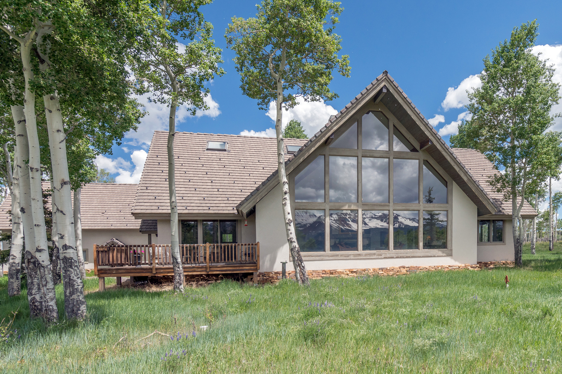 Single Family Homes for Sale at 1960 West Anderson Road Placerville, Colorado 81430 United States