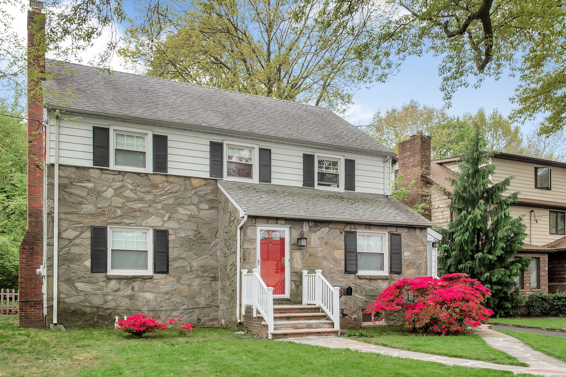 Property for Sale at Spacious Oakview Colonial 95 W Passaic Avenue, Bloomfield, New Jersey 07003 United States