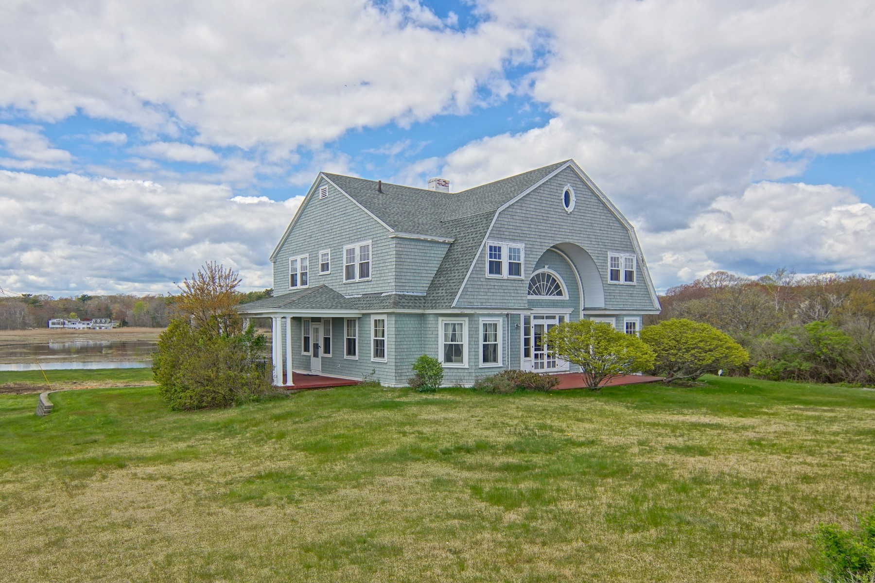 Single Family Home for Sale at Iconic North Hampton Shore 90 Ocean Blv North Hampton, New Hampshire 03862 United States