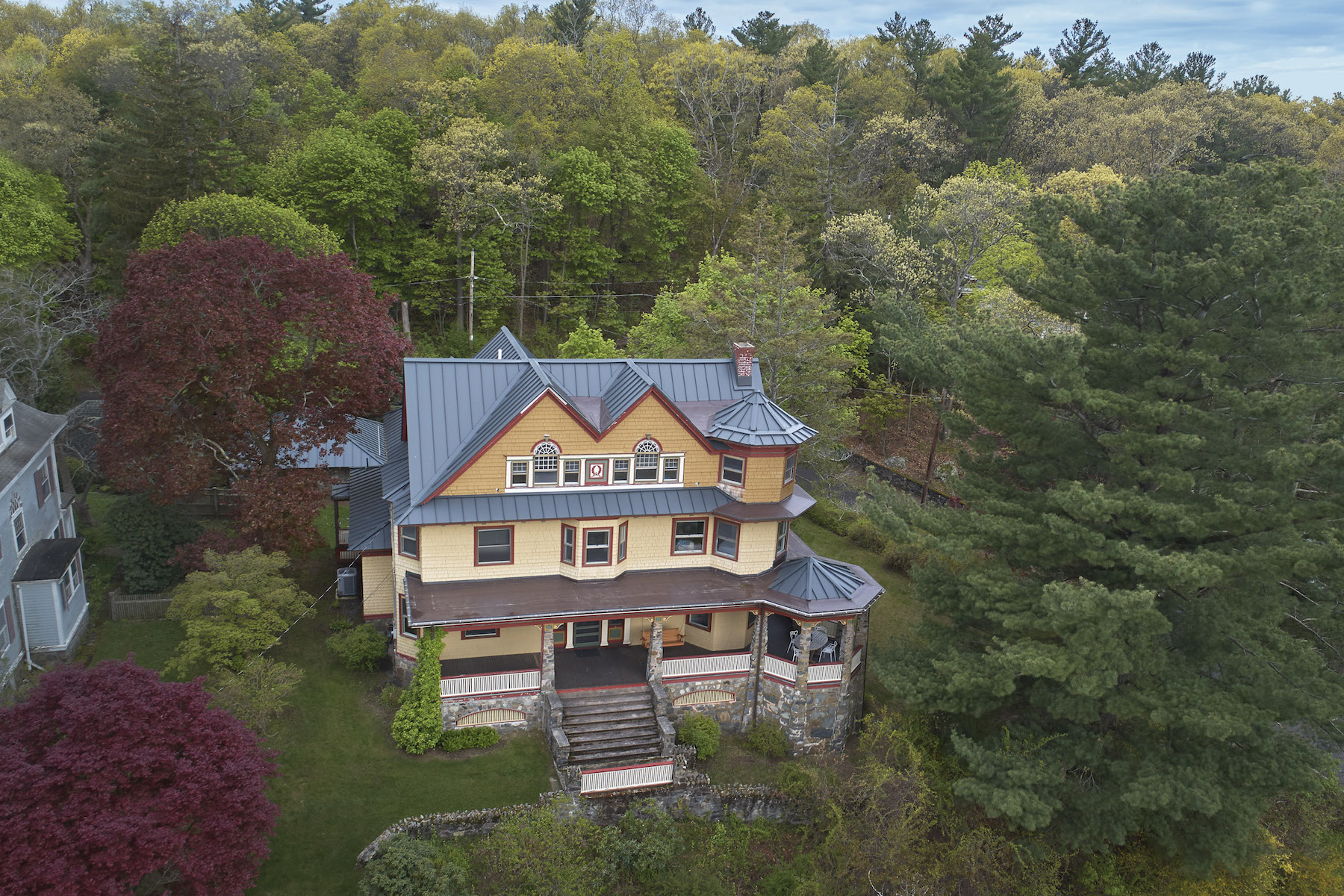 Single Family Home for Active at 46 Upland Road Melrose, Massachusetts 02176 United States