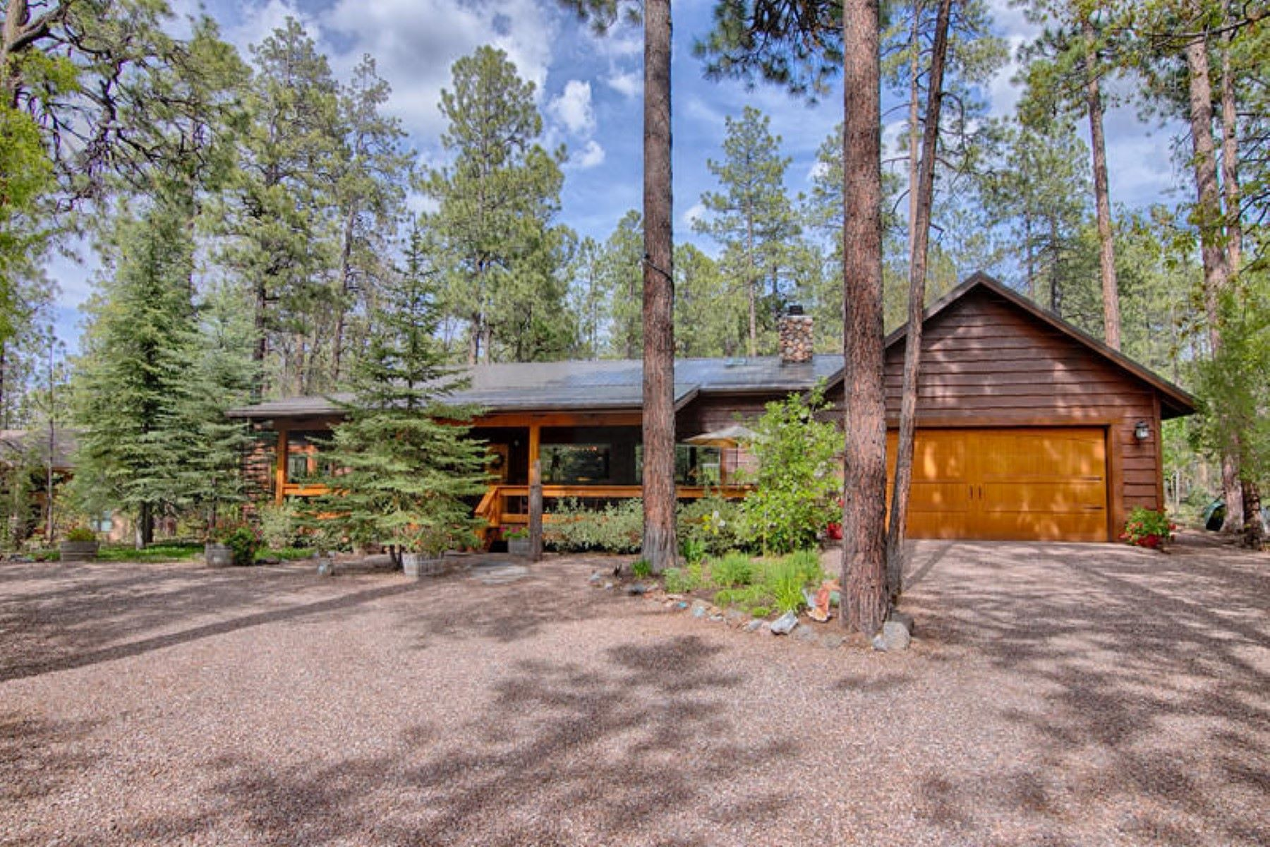 Single Family Homes for Active at White Mountain Summer Homes 3703 LARKSPUR LN Pinetop, Arizona 85935 United States