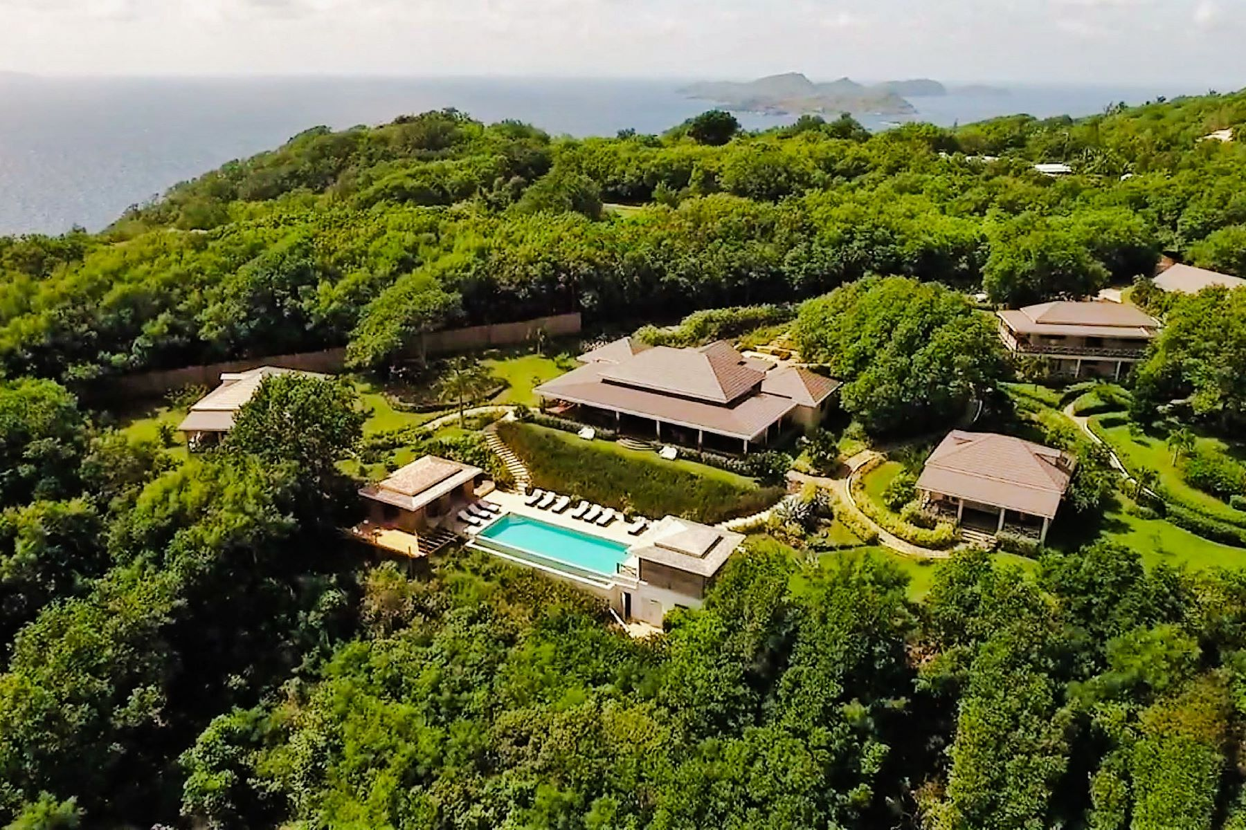 Single Family Home for Sale at Private Paradise - Hope Bay Estate Bequia, Saint Vincent And The Grenadines