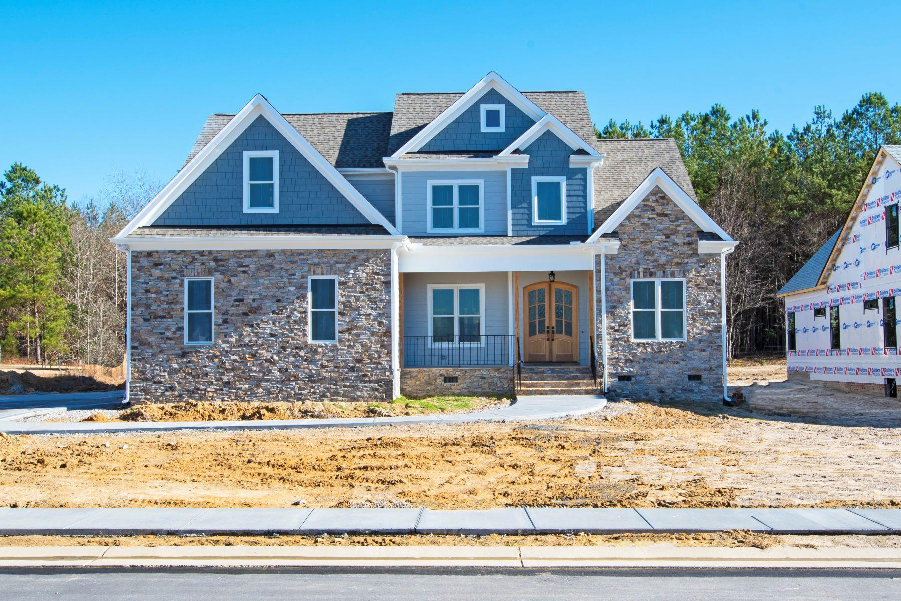Single Family Homes for Sale at 920 Flash Drive - Averette Ridge 920 Flash Drive Rolesville, North Carolina 27571 United States