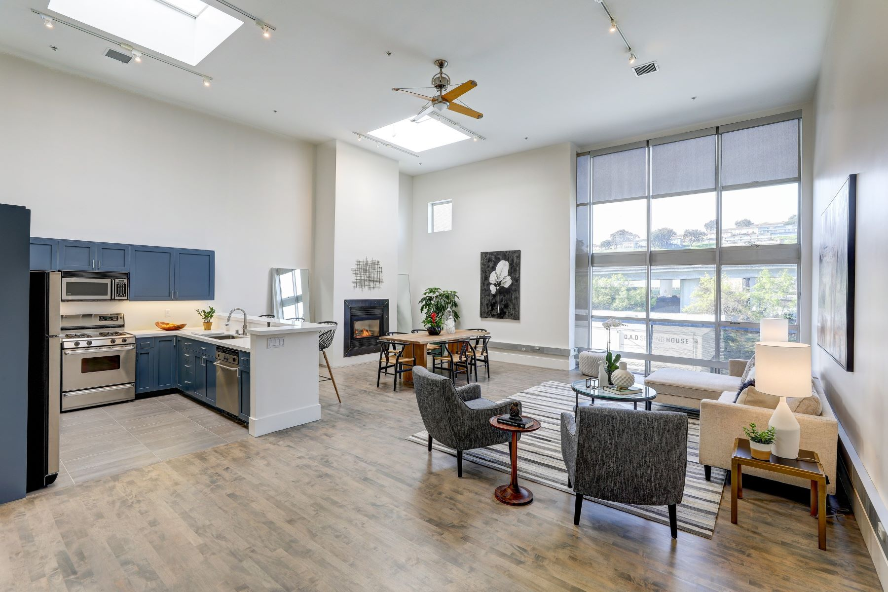 Condominiums for Active at Dogpatch Live/Work Loft 1099 23rd St #15 San Francisco, California 94107 United States