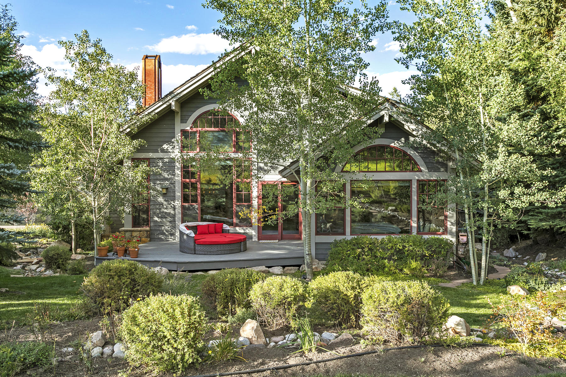 Additional photo for property listing at Mountain Contemporary in Cordillera Ranch 1562 Red Draw Edwards, Colorado 81632 United States