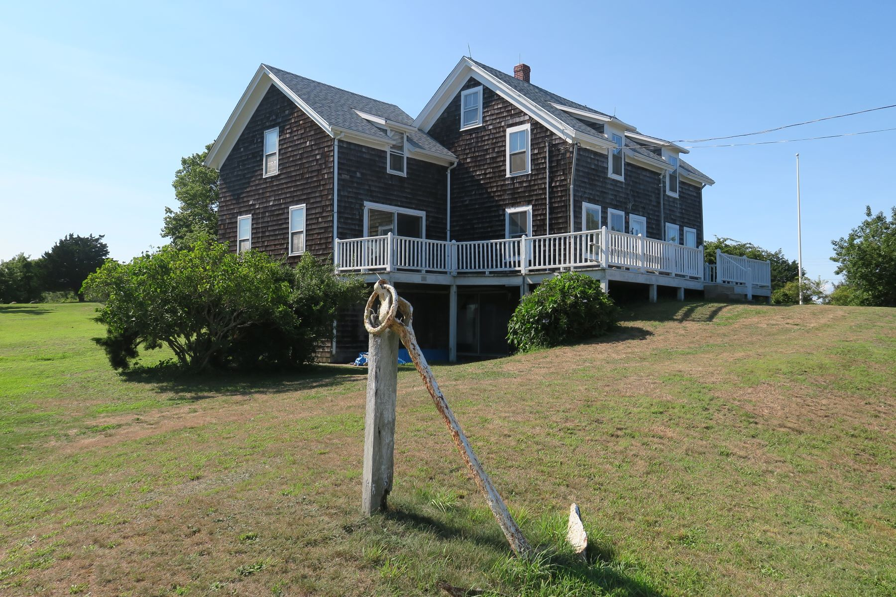 Single Family Homes for Sale at 548 Center Road, Block Island, Rhode Island 02807 United States